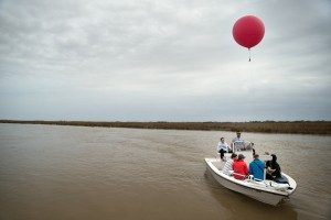 GRN Mapping - Restore the Mississippi River Delta