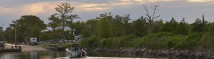 Boats in water - Restore the Mississippi River Delta