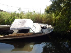 Boat - Restore the Mississippi River Delta