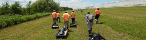 Priority Restoration Projects team members - Restore the Mississippi River Delta