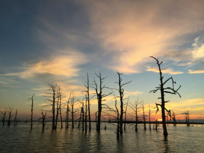 Louisiana Faith Leaders Support Coastal Restoration