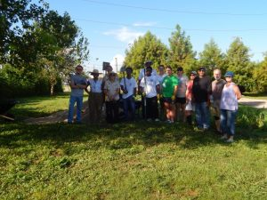 Team members - Restore the Mississippi River Delta