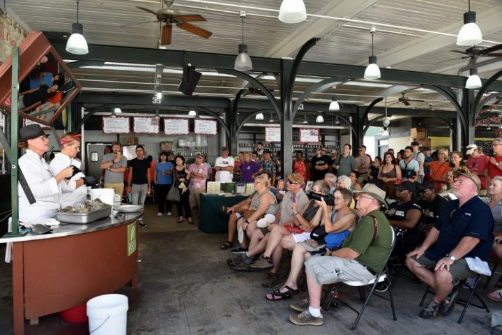 4th Annual Downriver Fest: Oysters & the Restoration of our Coast!