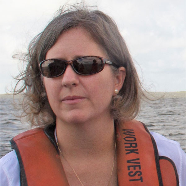 Kim Reyher - Restore the Mississippi River Delta