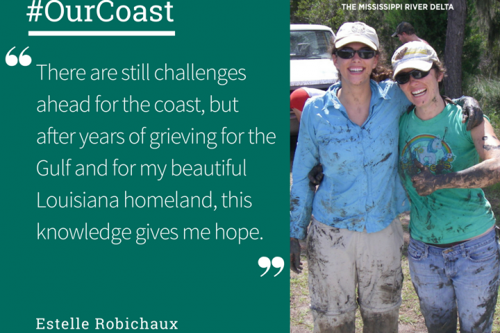 #OurCoast: From Disaster to Restoration