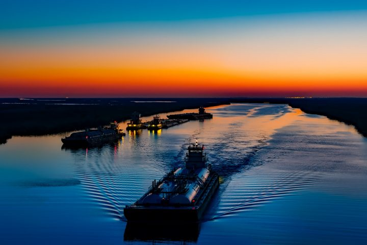 How Can We Create a Sustainable Future for South Louisiana, Navigation and Other Industries?