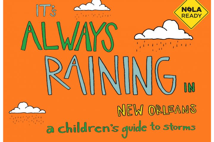 Hurricane Season Has Started. This Coloring Book Can Help Your Family Prepare.
