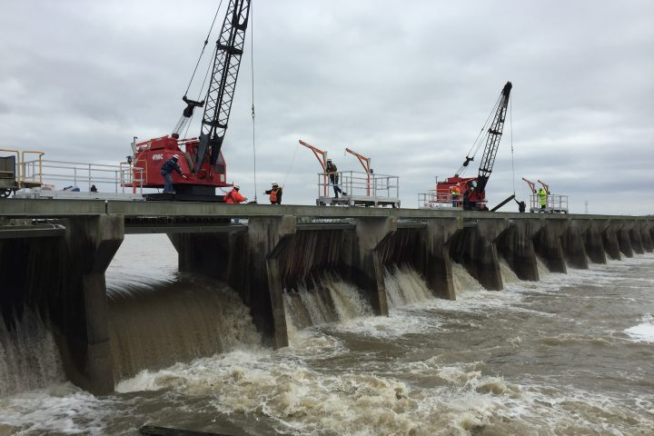 Amid More Frequent Bonnet Carré Spillway Openings, Upriver Diversions Can be a Solution