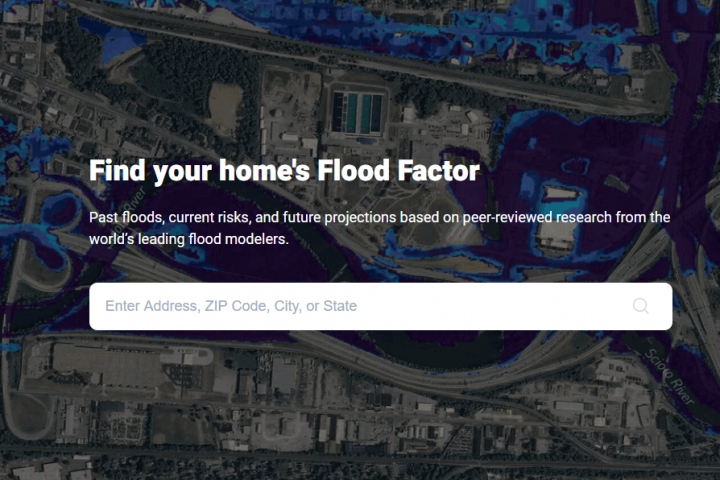 Find Out Your Home or Business's Flood Risk With This Tool